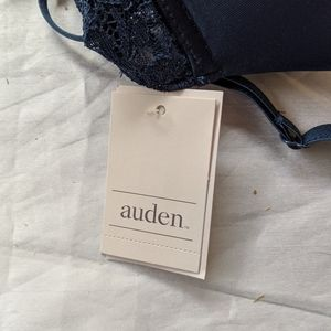 Auden Intimates & Sleepwear - Auden Ace Bra 32C Navy Blue Lace